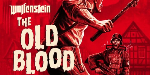 wolfenstein - old blood