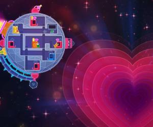 lovers in a dangerous spacetime 4