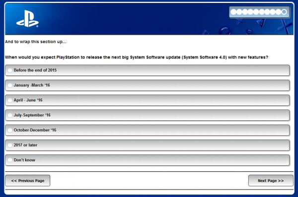 ps survey 2